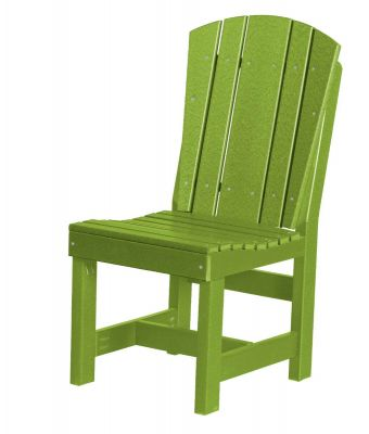 Lime Green Oristano Outdoor Dining Chair