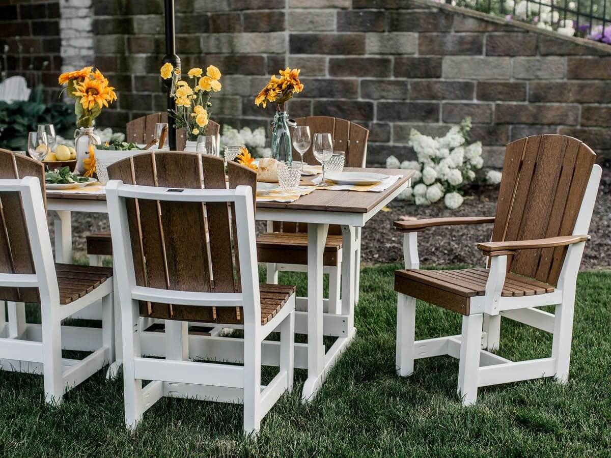 Shown with Oristano Dining Chairs