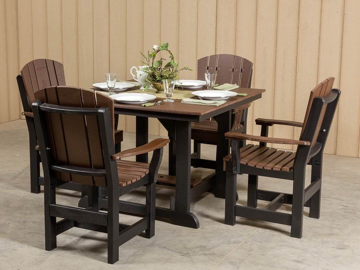 Poly Lumber Dining Furniture