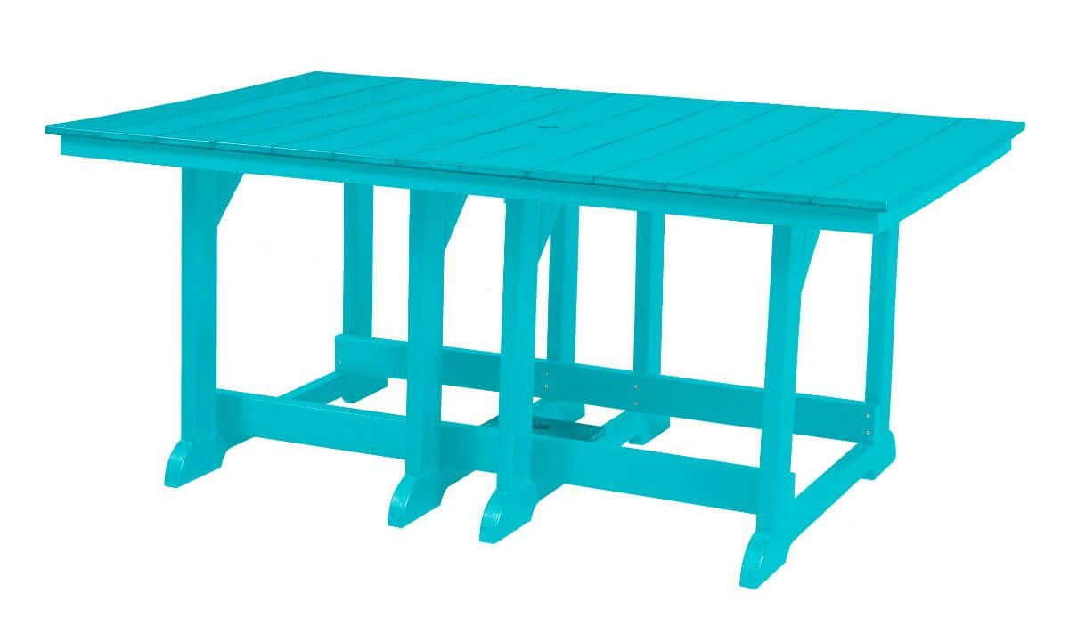 Aruba Blue Oristano Outdoor Dining Table