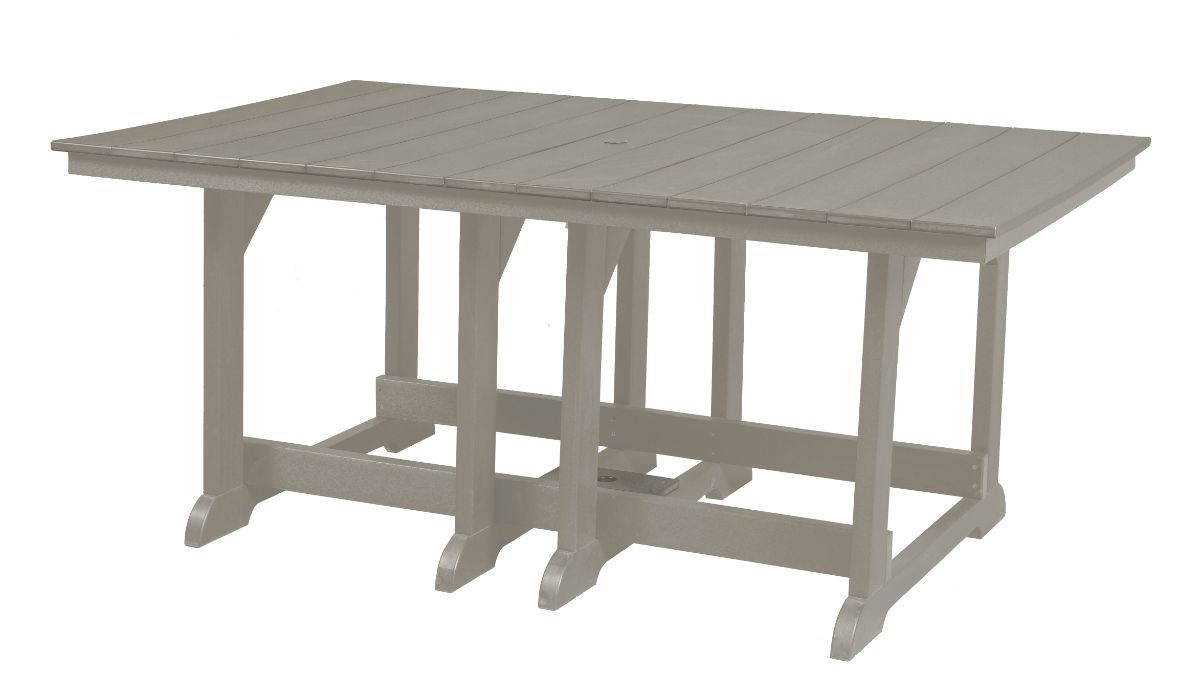 Light Gray Oristano Outdoor Dining Table