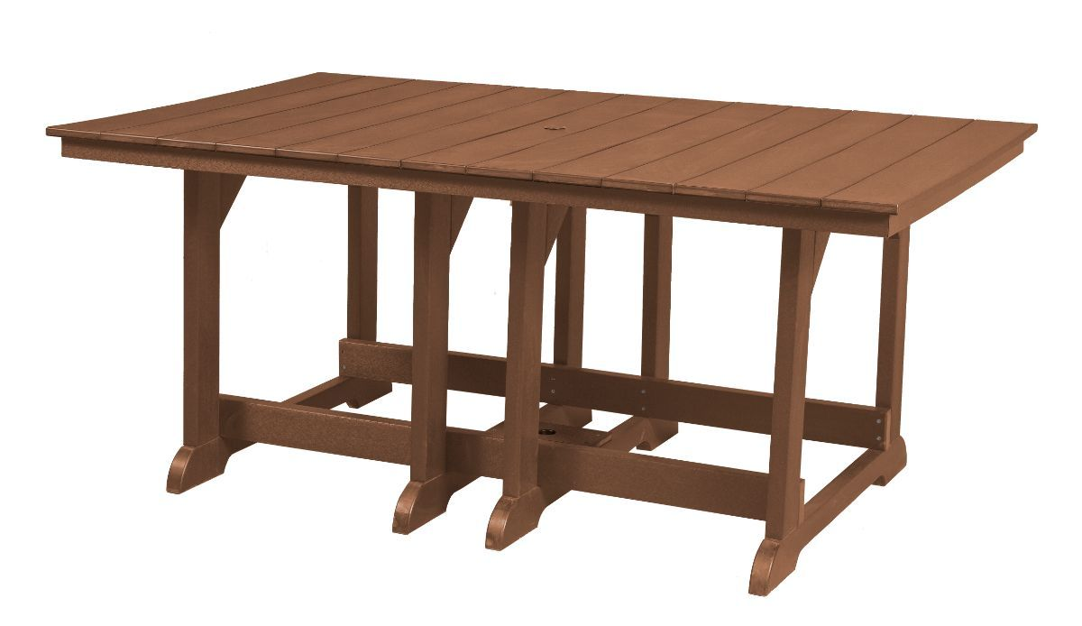 Tudor Brown Oristano Outdoor Dining Table