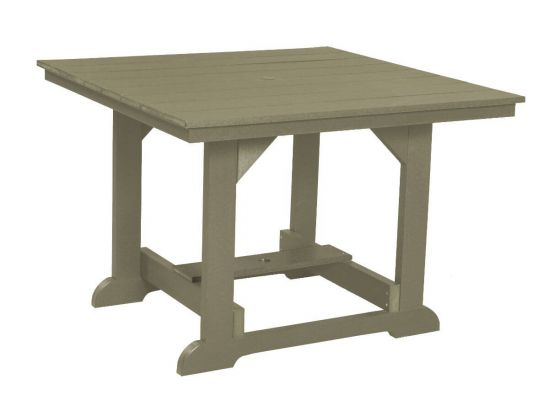 Olive Oristano Square Outdoor Dining Table