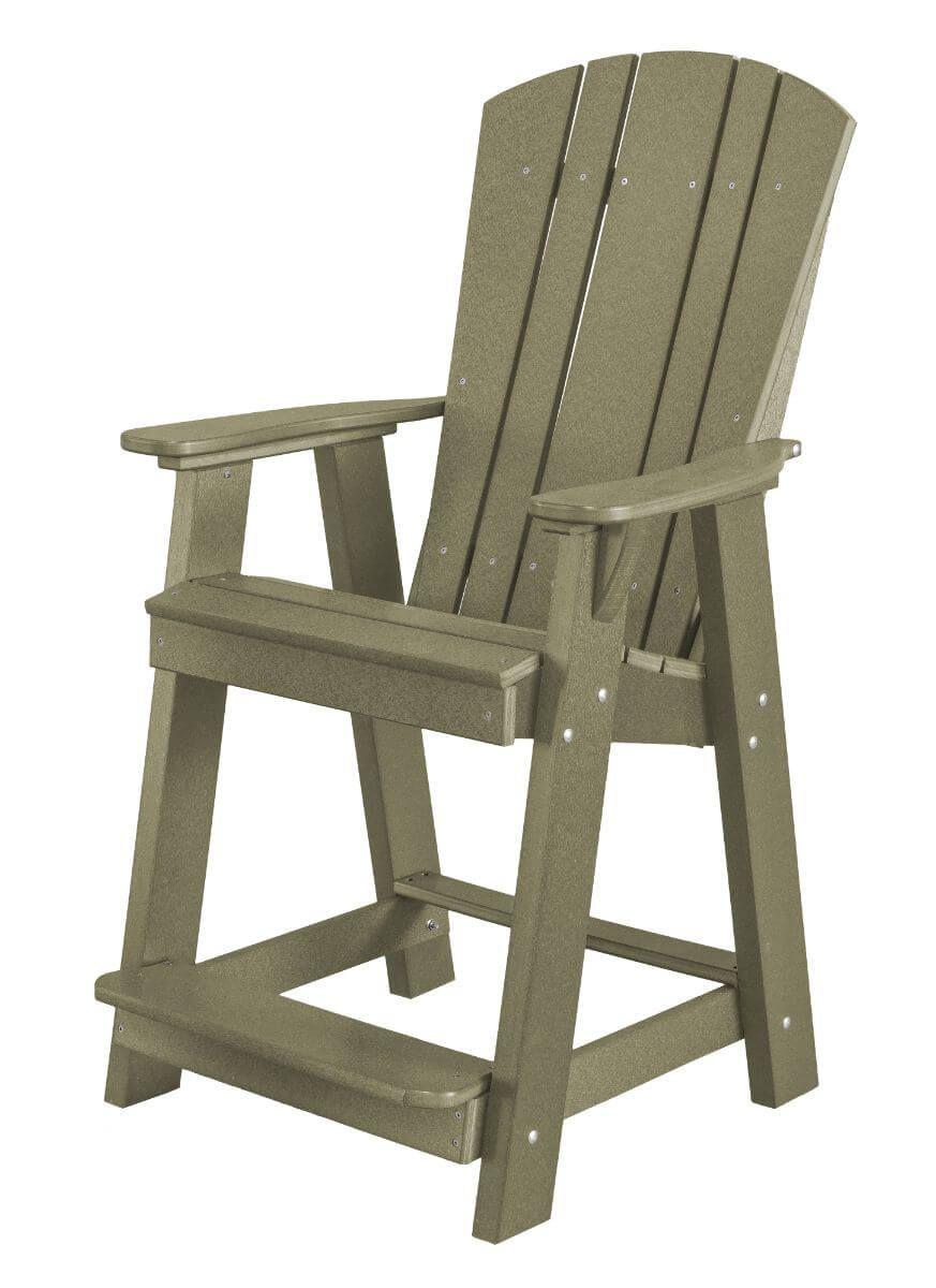 Olive Oristano Balcony Chair