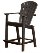Panama High Outdoor Dining Chair