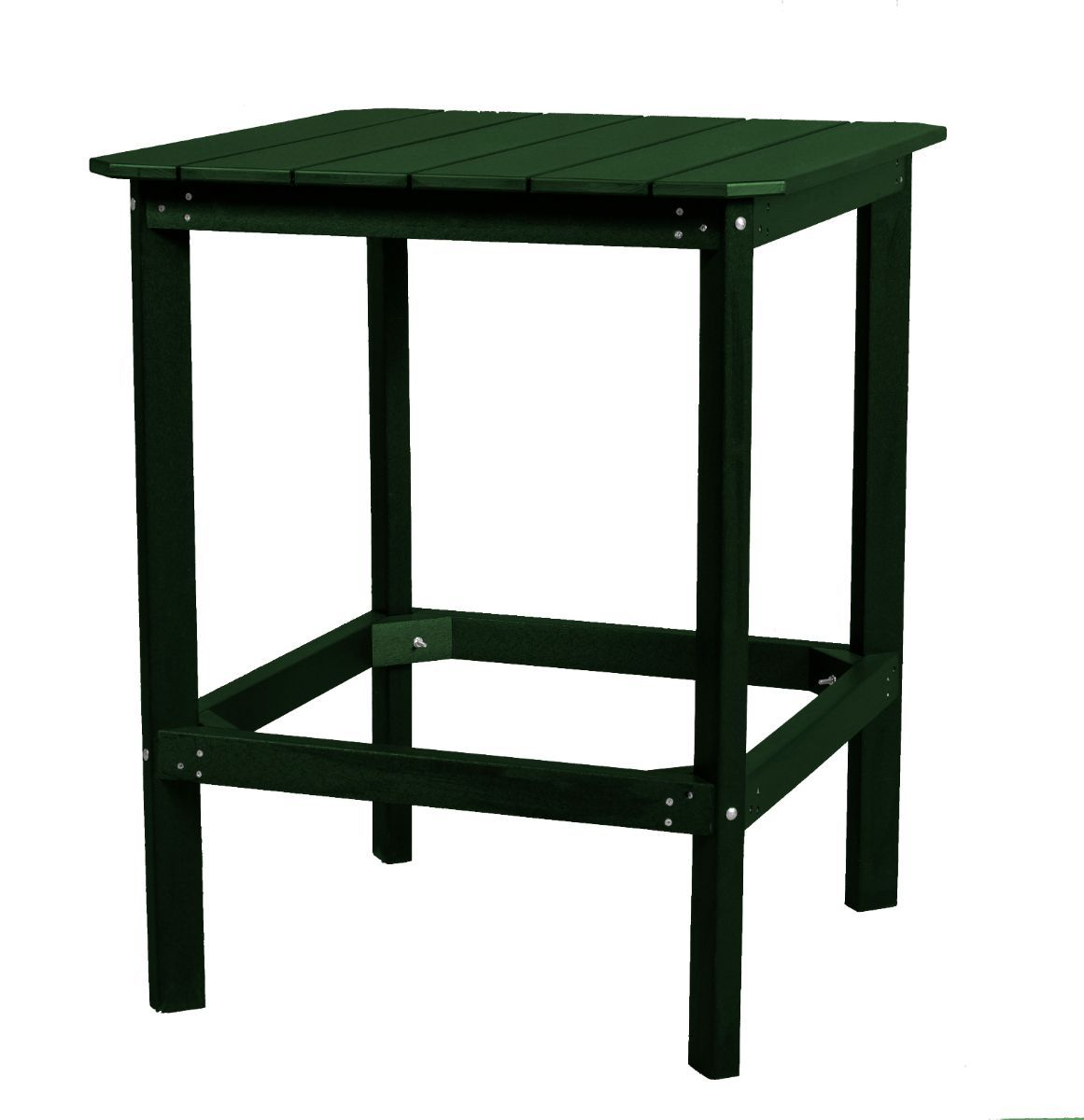 Turf Green Panama High Outdoor Dining Table