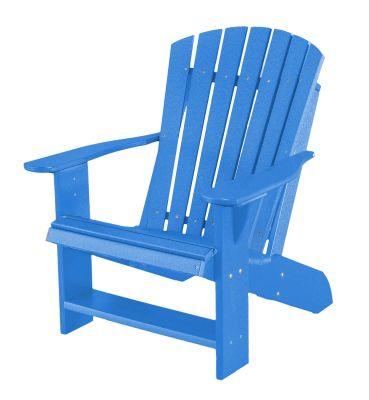Blue Sidra Adirondack Chair