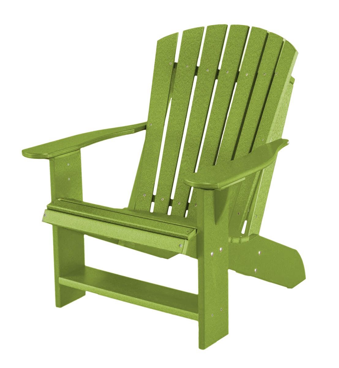Lime Green Sidra Adirondack Chair