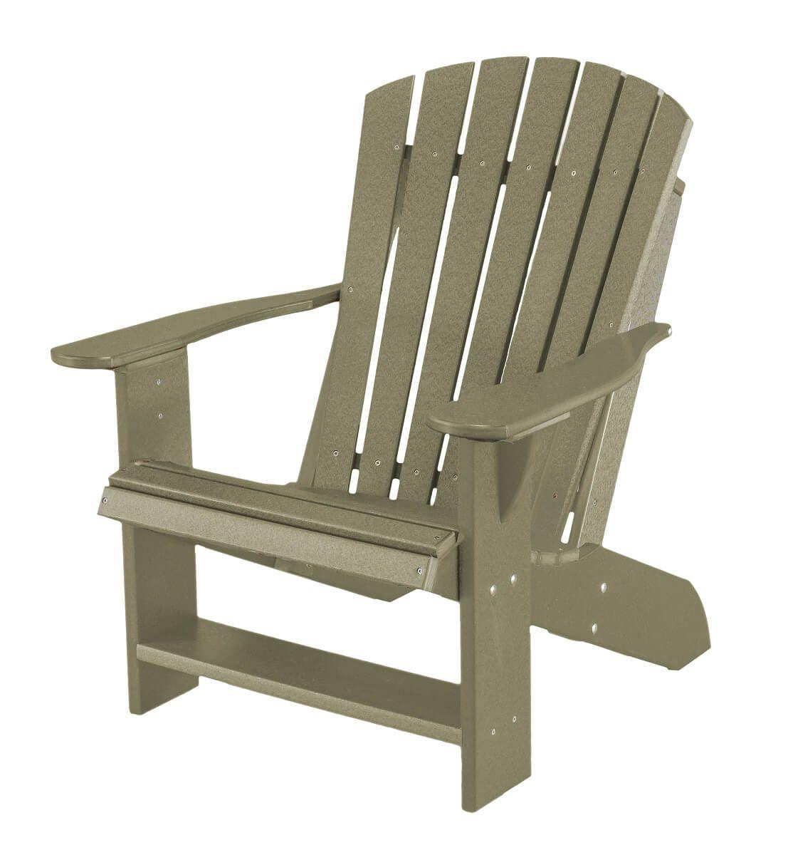 Olive Sidra Adirondack Chair