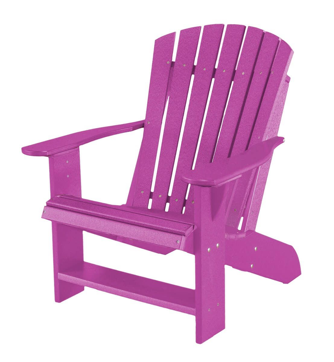 Purple Sidra Adirondack Chair