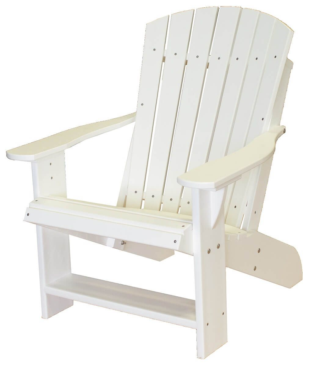 White Sidra Adirondack Chair