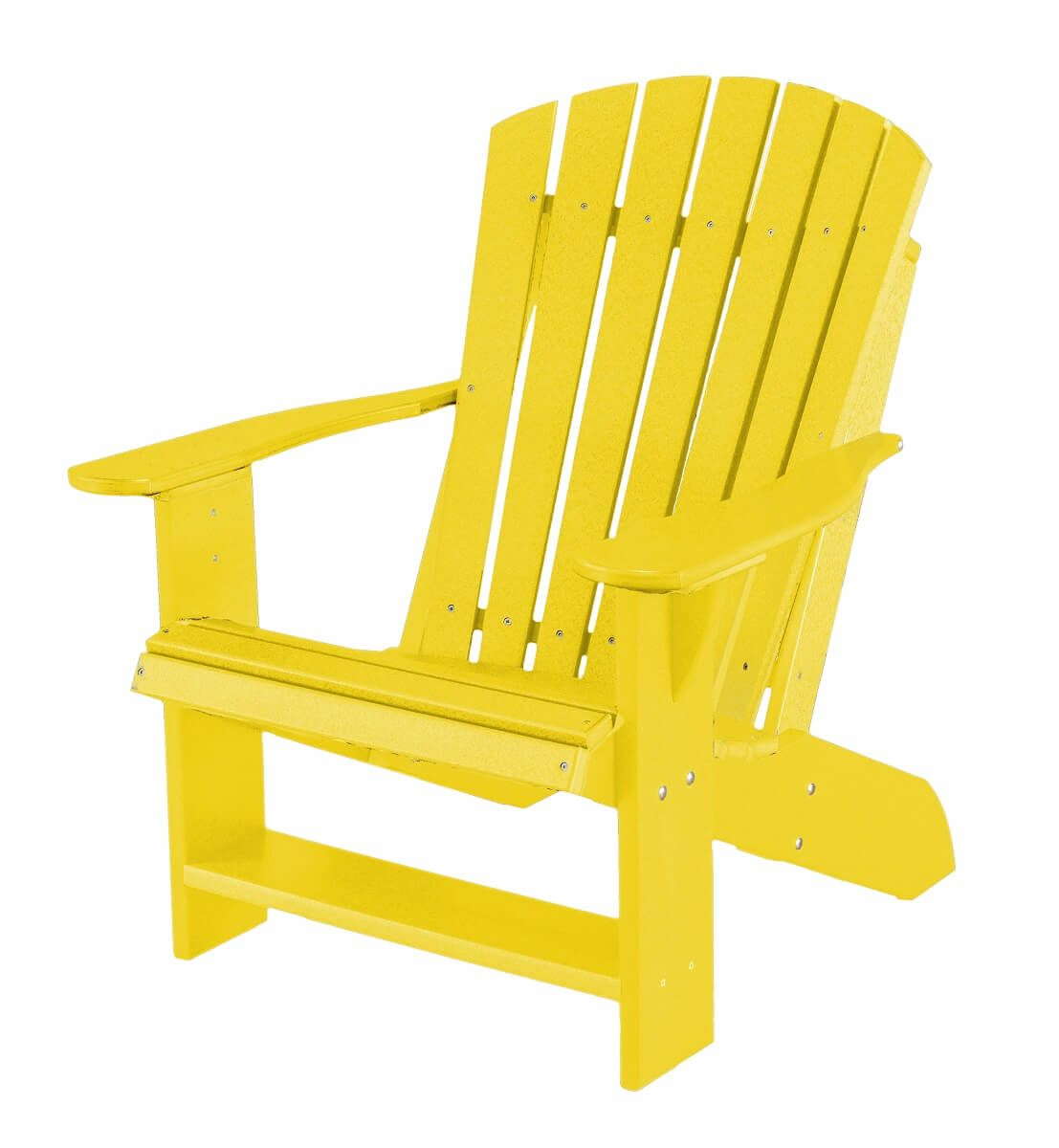 Lemon Yellow Sidra Adirondack Chair