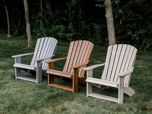 Amish Made Adirondack Chairs