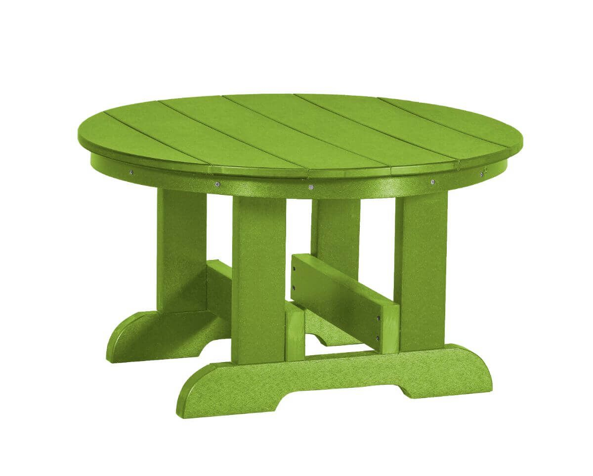 Lime Green Sidra Outdoor Conversation Table