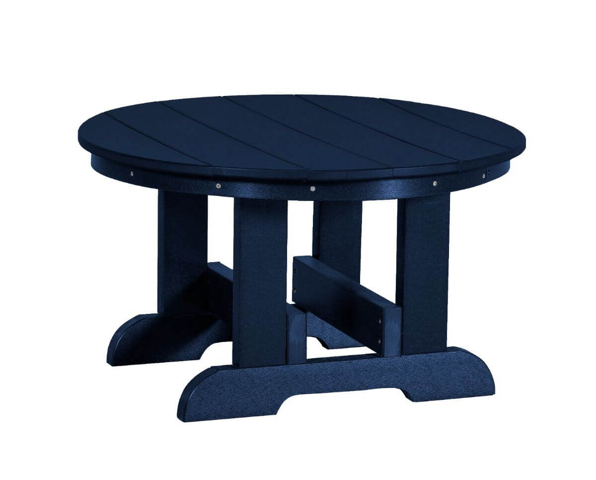 Patriot Blue Sidra Outdoor Conversation Table