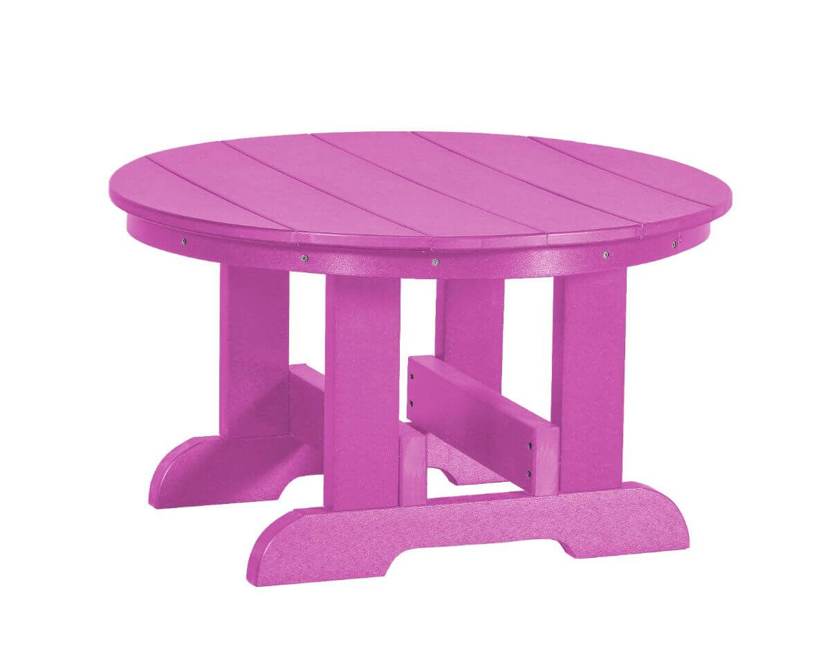 Purple Sidra Outdoor Conversation Table