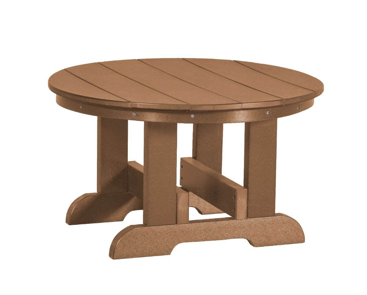 Tudor Brown Sidra Outdoor Conversation Table
