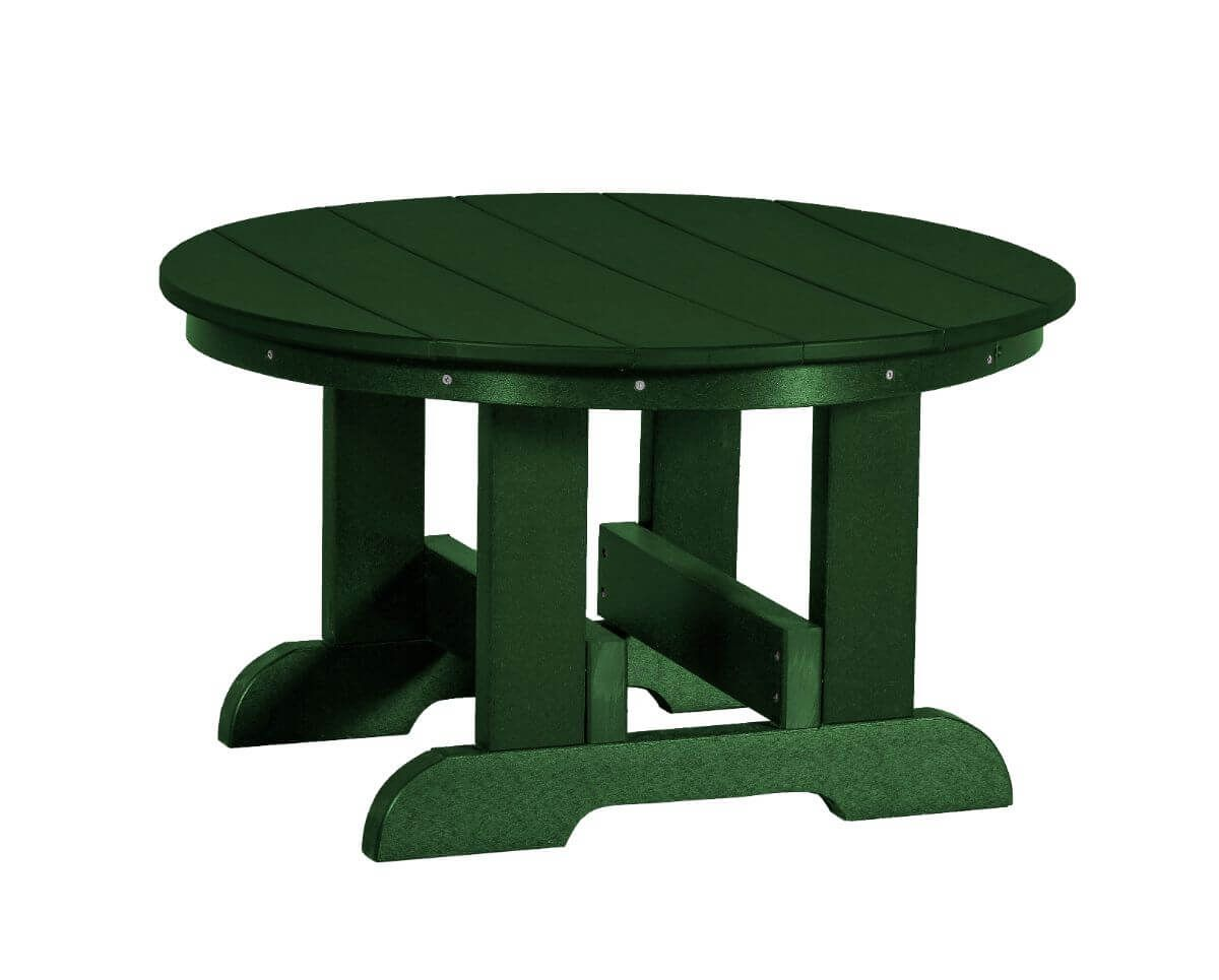 Turf Green Sidra Outdoor Conversation Table