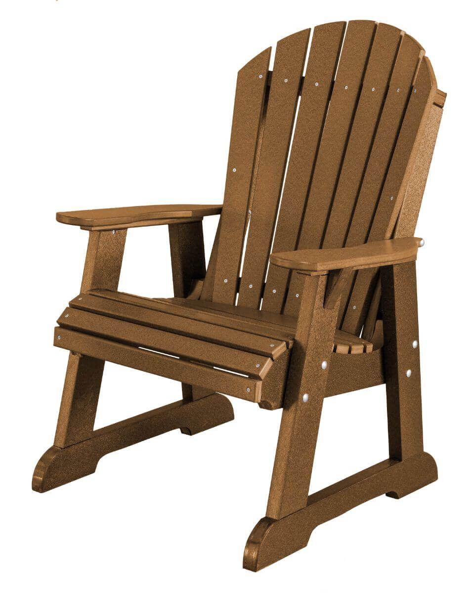 Tudor Brown Sidra Adirondack Dining Chair