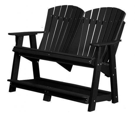 Black Sidra Double High Adirondack