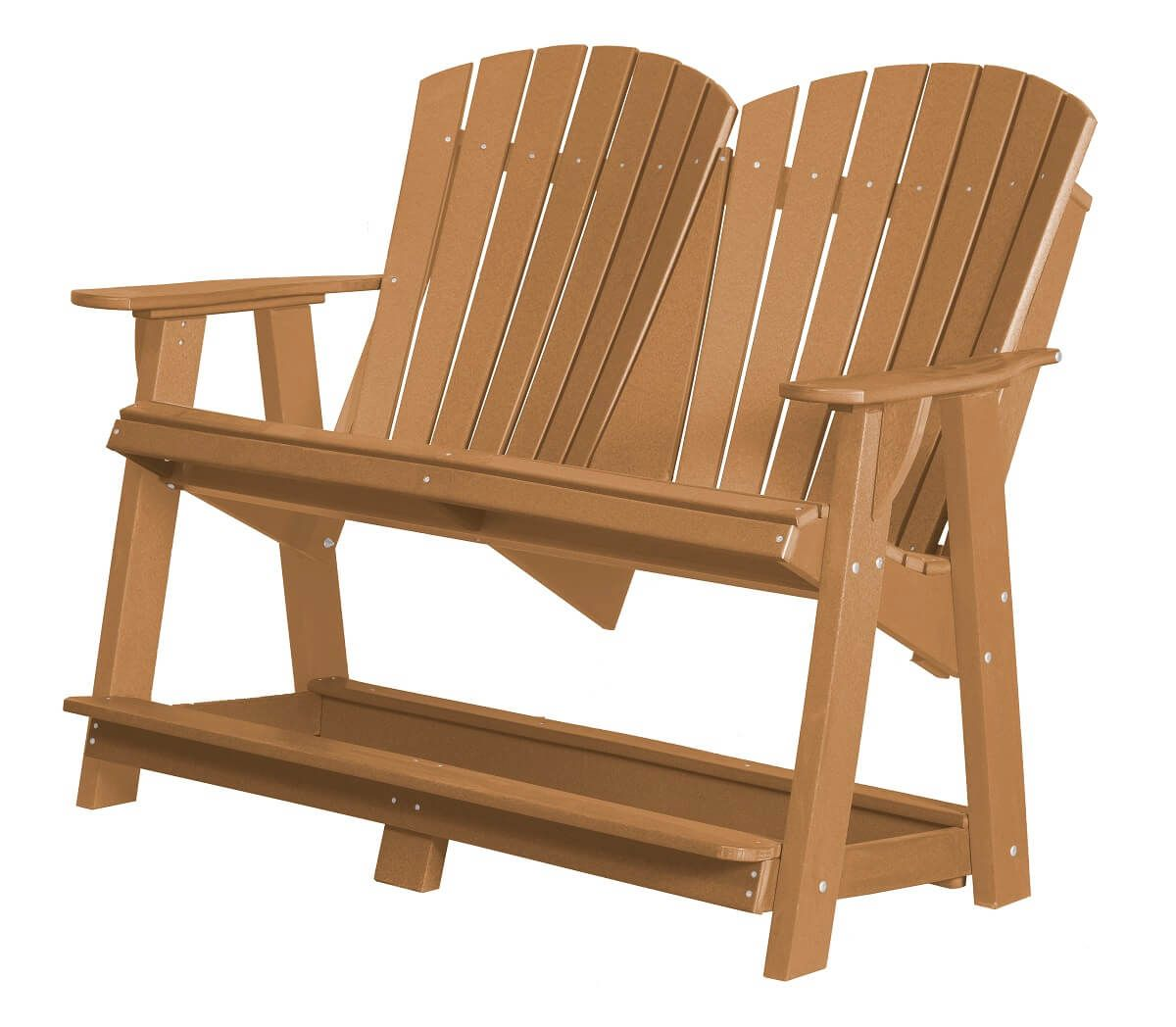 Cedar Sidra Double High Adirondack