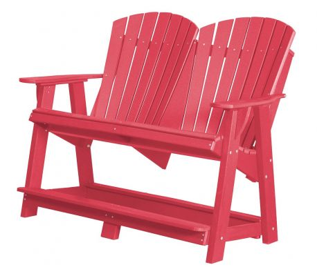 Pink Sidra Double High Adirondack