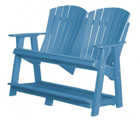 Powder Blue Sidra Double High Adirondack