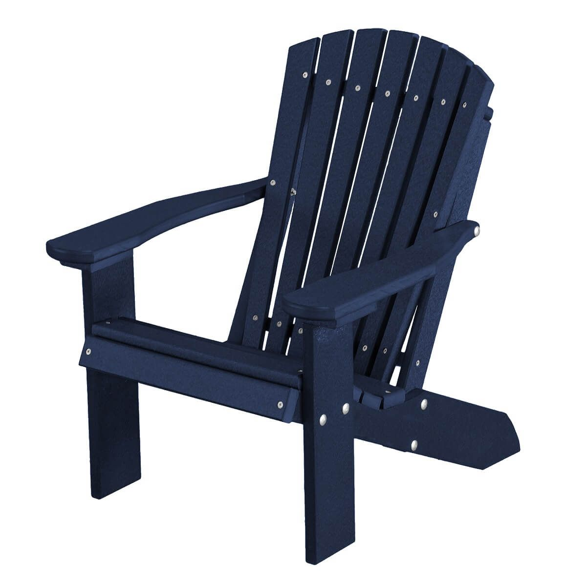 Patriot Blue Sidra Child's Adirondack Chair