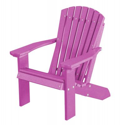 Purple Sidra Child's Adirondack Chair