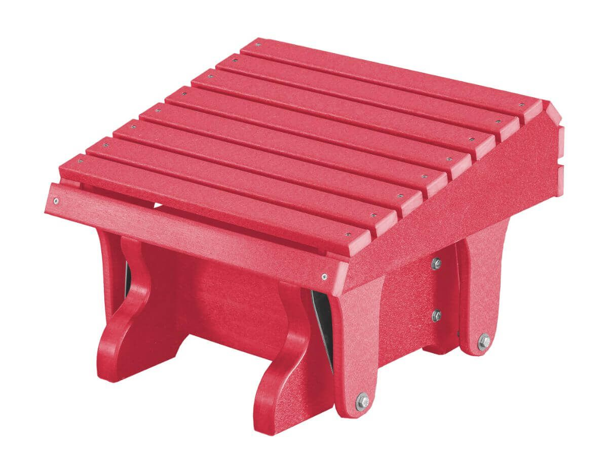 Pink Sidra Outdoor Gliding Footrest