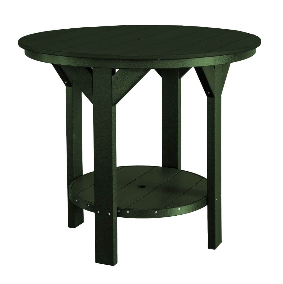 Turf Green Sidra Outdoor Pub Table