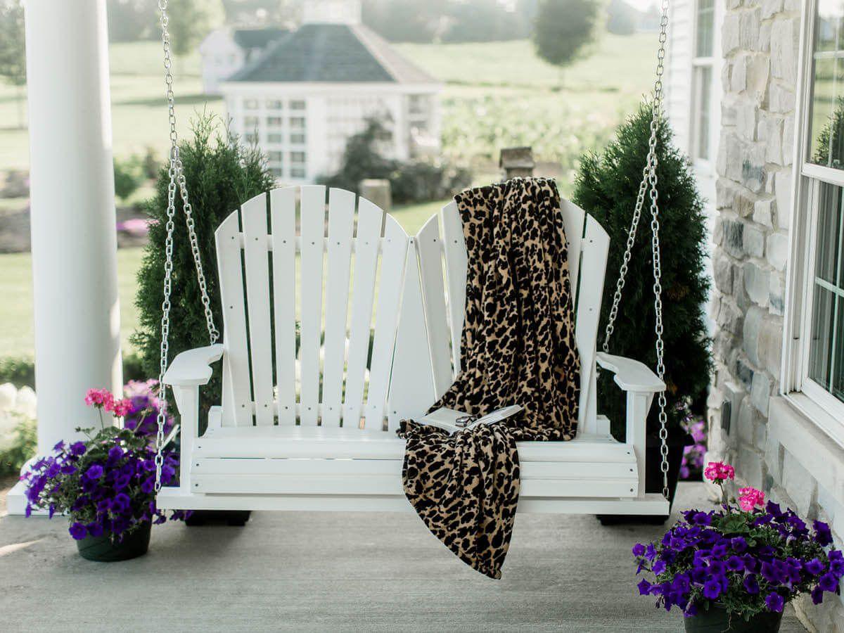 Sidra Outdoor Porch Swing