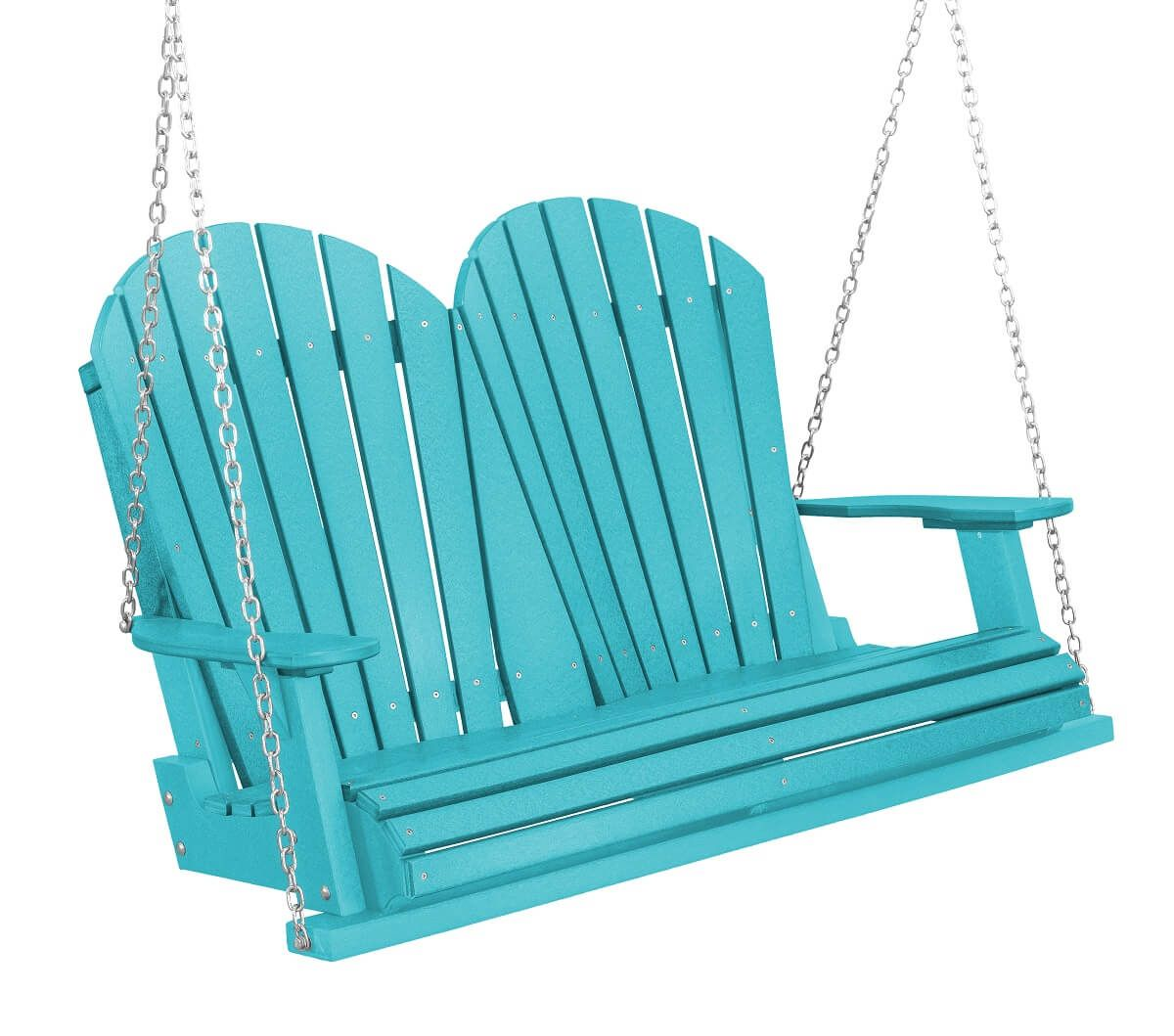 Aruba Blue Sidra Outdoor Porch Swing