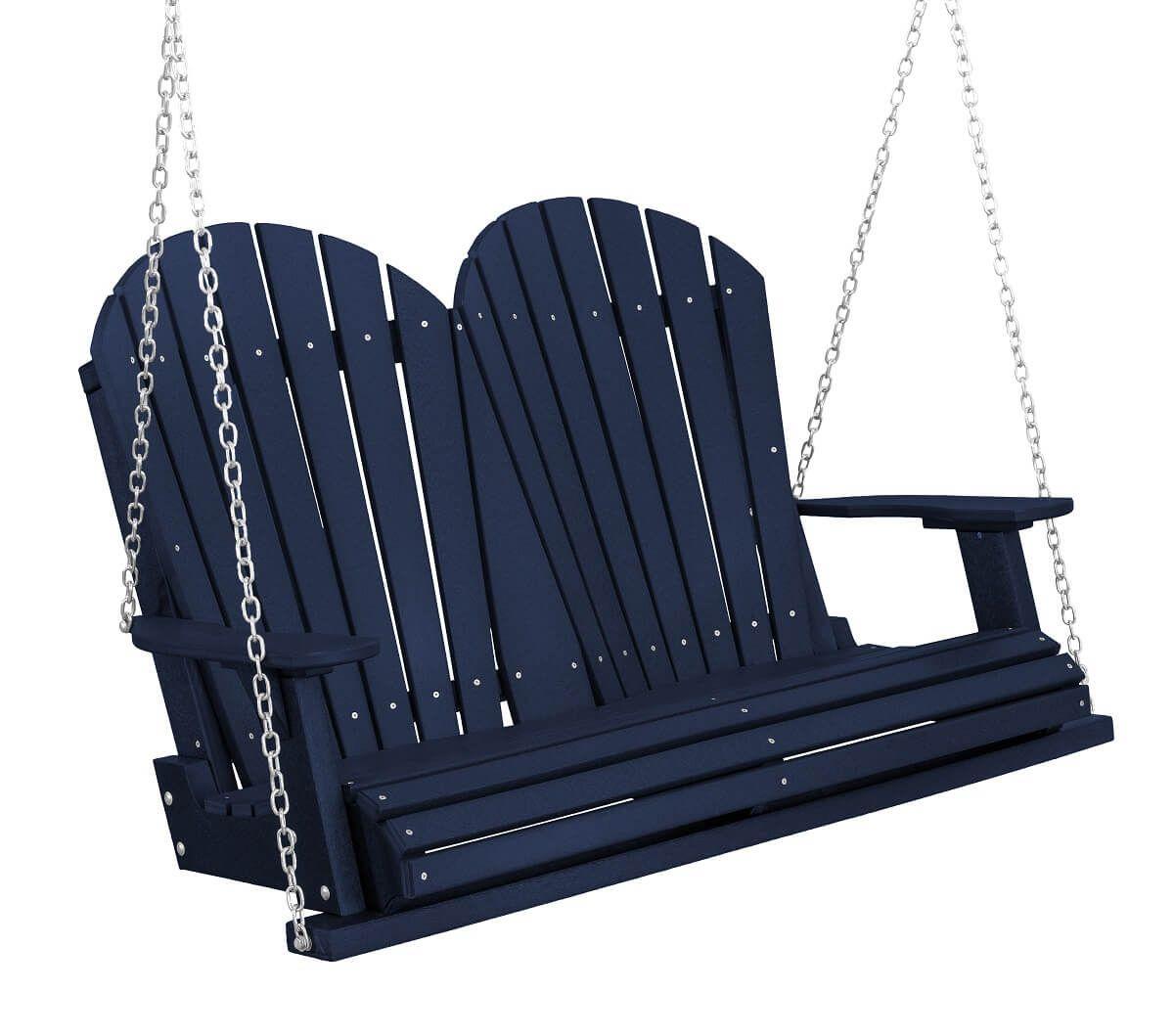 Patriot Blue Sidra Outdoor Porch Swing