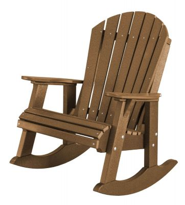 Tudor Brown Sidra Adirondack Rocker