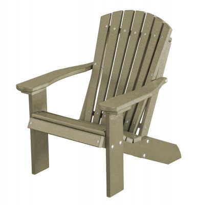 Olive Sidra Child's Adirondack Chair