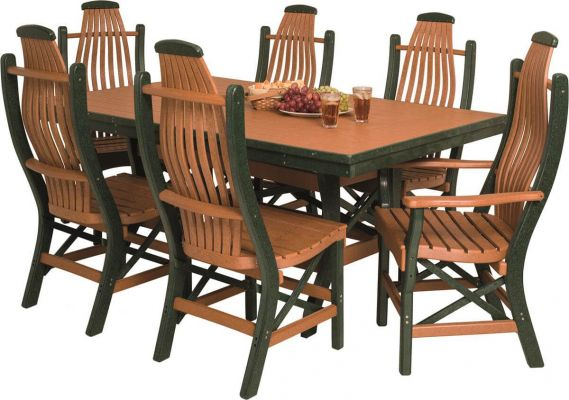 Shown with Boracay Outdoor Dining Table