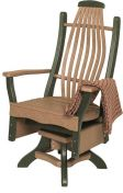 Boracay Outdoor Swivel Dining Chair
