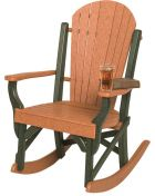 Figi Outdoor Rocking Chair