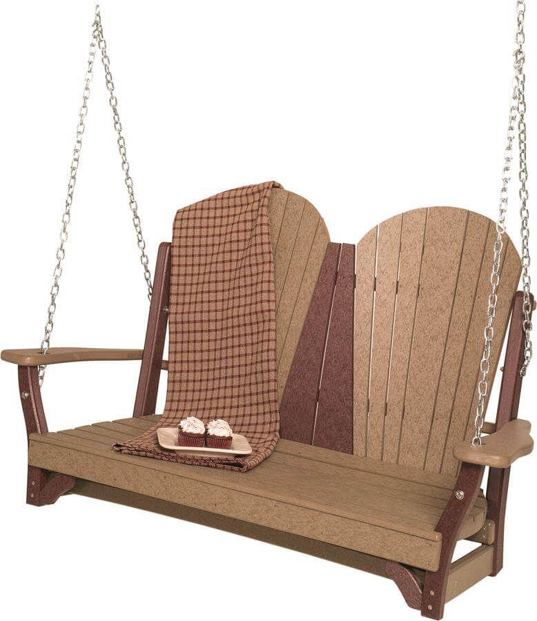 Figi Fanback Porch Swing