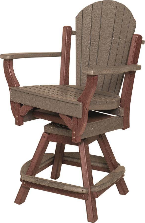 Maui Swivel Balcony Chair