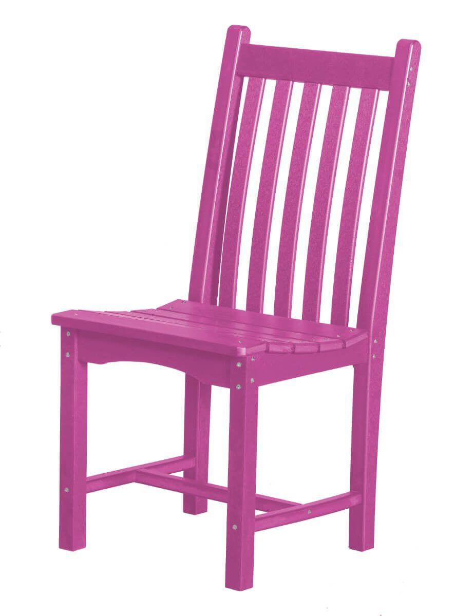 Purple Side Chair