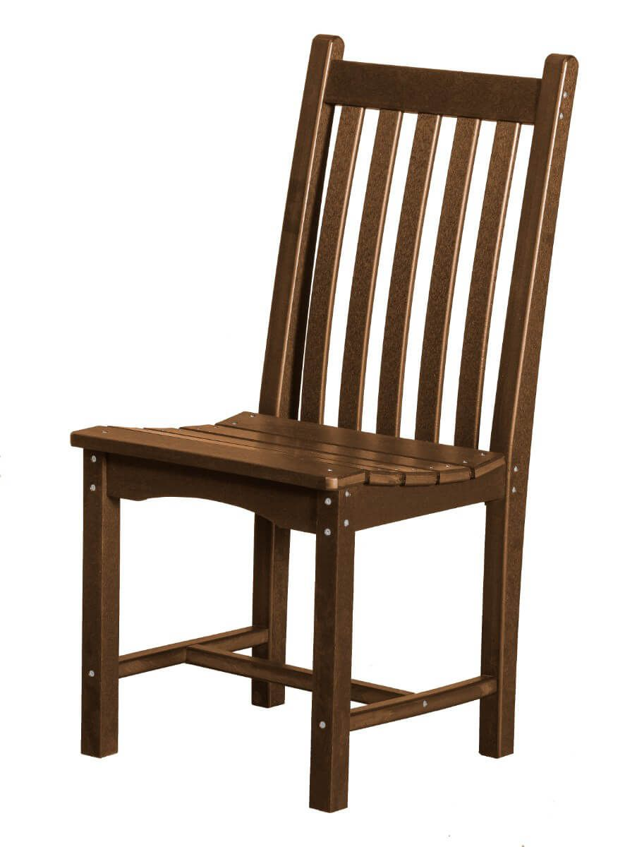 Tudor Brown Side Chair