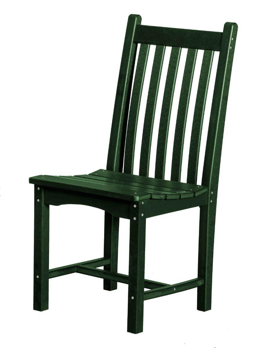 Turf Green Side Chair