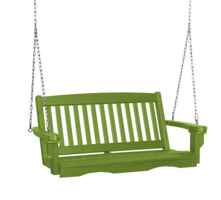 Lime Green Aniva Porch Swing