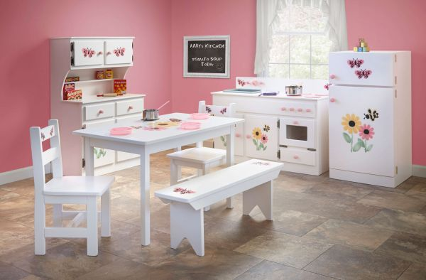 Handmade Childrens Dining Table - Countryside Amish Furniture