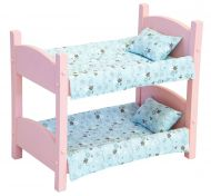 Handcrafted Doll Bunk Beds