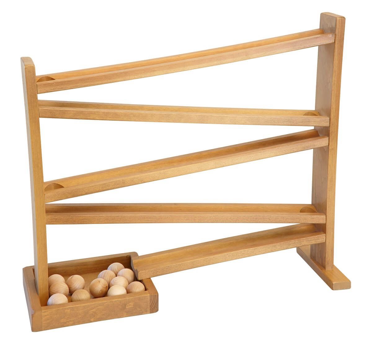 Wooden Ball Roller Toy