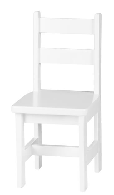 White Playset Chair
