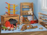 Amish Made Wooden Toys
